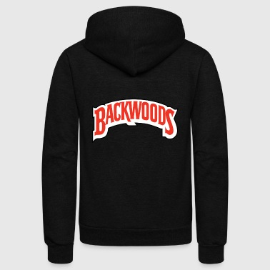 backwoods blunt t shirt - Unisex Fleece Zip Hoodie