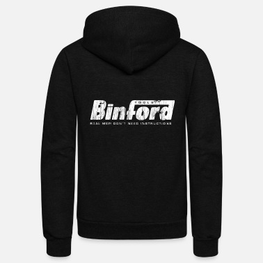 Binford Tool Time Binford Tools - Unisex Fleece Zip Hoodie