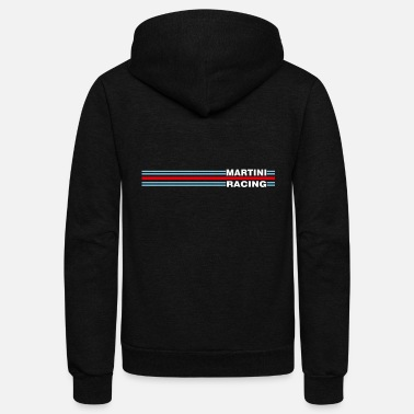 Martini martini racing - Unisex Fleece Zip Hoodie