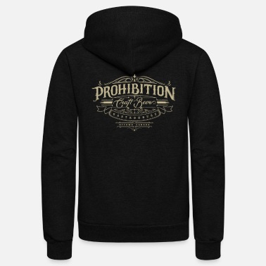 Prohibition Prohibition gastrohouse - Unisex Fleece Zip Hoodie
