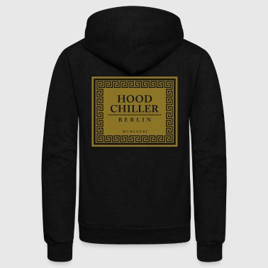 Nero Hood Chiller Berlin - Unisex Fleece Zip Hoodie