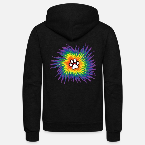 Play Hoodies & Sweatshirts - Pup Play Puppy Play - Unisex Fleece Zip Hoodie black