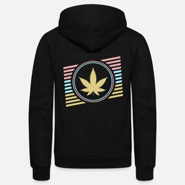 Cannabisleaf Cannabisleaf - Unisex Fleece Zip Hoodie