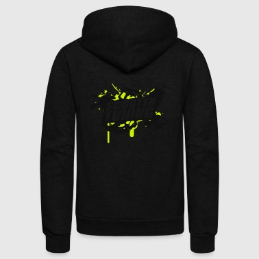 Scootertuning g/b - Unisex Fleece Zip Hoodie