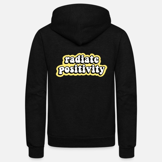 Quote Hoodies & Sweatshirts - Just Girly - Unisex Fleece Zip Hoodie black