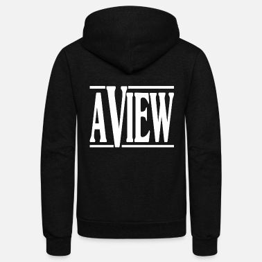 View A View - Unisex Fleece Zip Hoodie