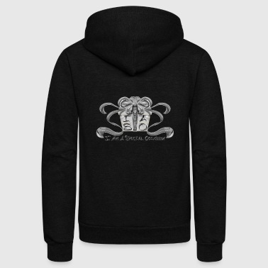 I AM A SPECIAL OCCASION! - Unisex Fleece Zip Hoodie