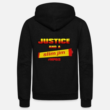 Popular Most Popular Girl Justice Women's T-Shirts - Unisex Fleece Zip Hoodie