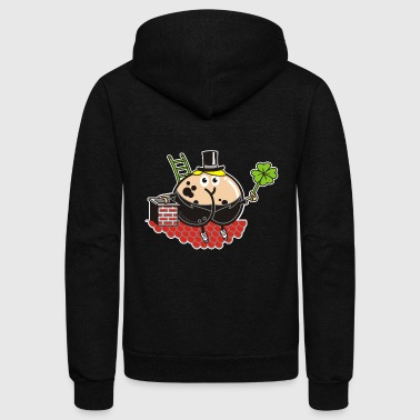 Assmex chimney sweep - Unisex Fleece Zip Hoodie