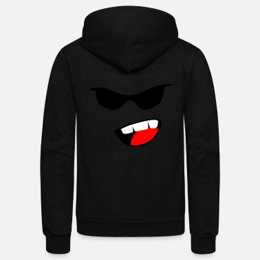 Sunglasses sunglasses - Unisex Fleece Zip Hoodie