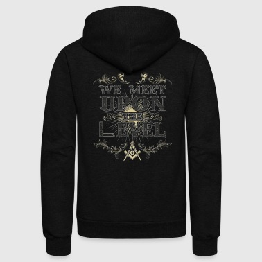 Masonic Regalia Shirt Masonic Lodge Shirt Past Master - Unisex Fleece Zip Hoodie