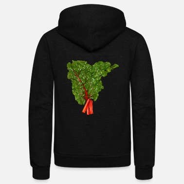 vegetable health beetroot - Unisex Fleece Zip Hoodie