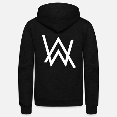 Alan Walker II - Unisex Fleece Zip Hoodie