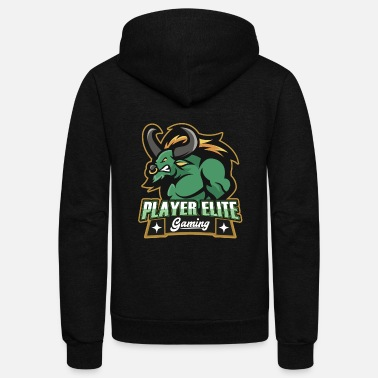 Players PLAYER ELITE - Unisex Fleece Zip Hoodie