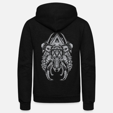 Emperor dragon emperor - Unisex Fleece Zip Hoodie