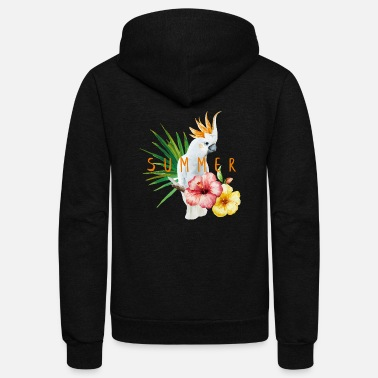 Summer Summer - Summer - Unisex Fleece Zip Hoodie