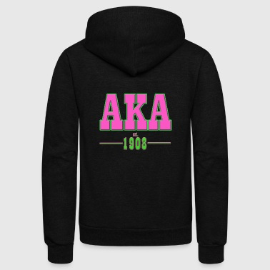 AKA TRADITIONAL - Unisex Fleece Zip Hoodie