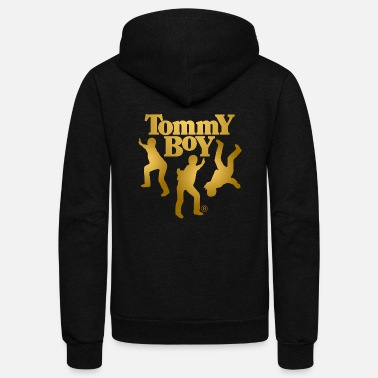 Tommy Tommy Boy Entertainment - Unisex Fleece Zip Hoodie