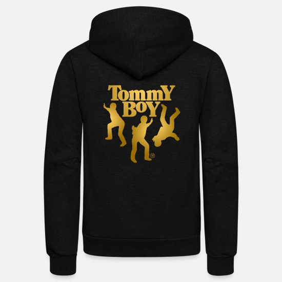 Tommy Hoodies & Sweatshirts - Tommy Boy Entertainment - Unisex Fleece Zip Hoodie black