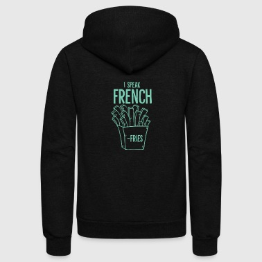 French Fries French Fries - Unisex Fleece Zip Hoodie