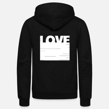 Fortress Fortress love - Unisex Fleece Zip Hoodie