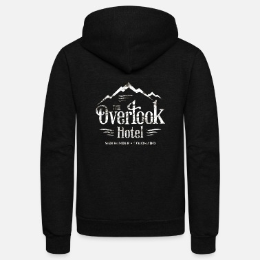 Over over - Unisex Fleece Zip Hoodie