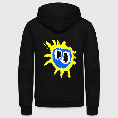 PRIMAL SCREAM - Unisex Fleece Zip Hoodie