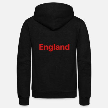 England World 2018 england clothes world cup 2018 - Unisex Fleece Zip Hoodie