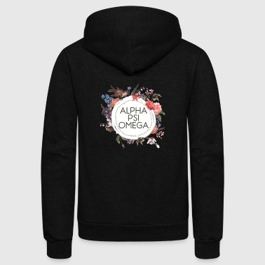 Alpha Psi Omega - Unisex Fleece Zip Hoodie