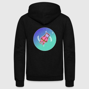 Brick Folk - Unisex Fleece Zip Hoodie