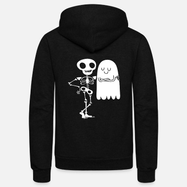 Body Body and Soul - Body and Soul - Unisex Fleece Zip Hoodie