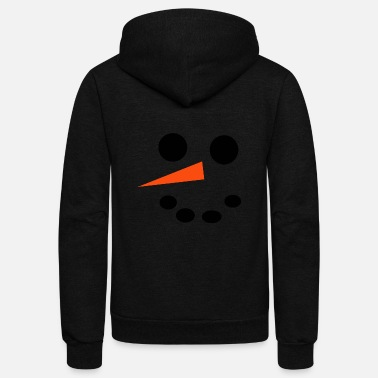 Wide Wide - Unisex Fleece Zip Hoodie
