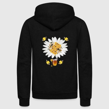 honey - Unisex Fleece Zip Hoodie