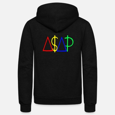 Asap Asap Game - Unisex Fleece Zip Hoodie