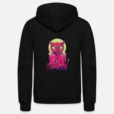 Rasmus hotline miami - Unisex Fleece Zip Hoodie