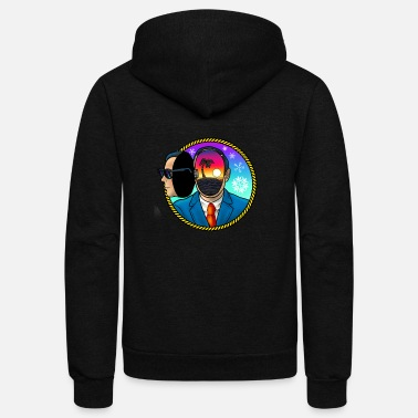 Vacation VACATION - Unisex Fleece Zip Hoodie