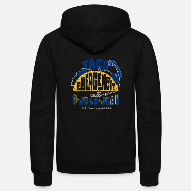 Port Huron Spanish Club - Unisex Fleece Zip Hoodie