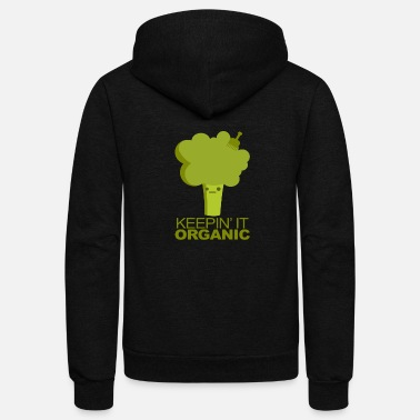 Vegetables vegetables - Unisex Fleece Zip Hoodie