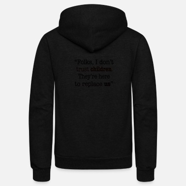 Folk Folks - Unisex Fleece Zip Hoodie