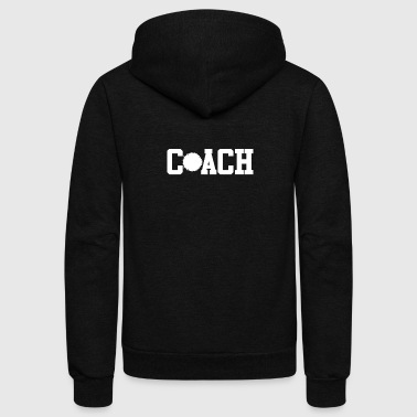 Cheerleader Coach Cheerleader - Unisex Fleece Zip Hoodie