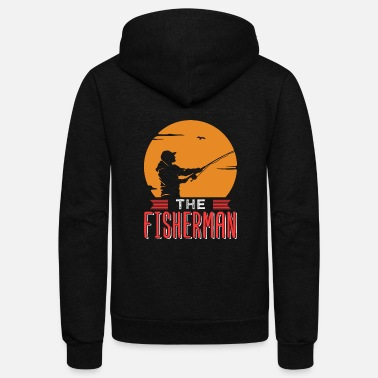 Fisherman The Fisherman - Unisex Fleece Zip Hoodie
