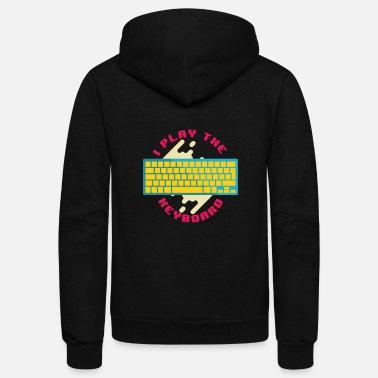 Funny Game Funny Game play Shirt | Perfect tshirt Gift Idea - Unisex Fleece Zip Hoodie