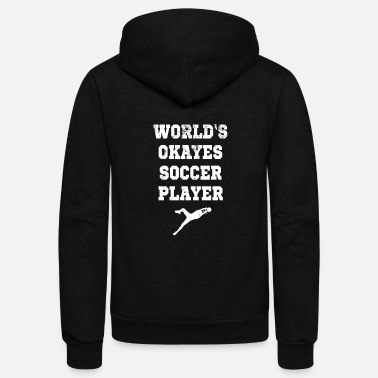 Goalkeeper goalkeeper - Unisex Fleece Zip Hoodie