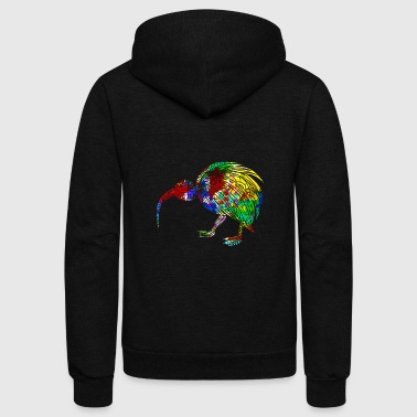 Kiwi Kiwi Bird Shirts - Unisex Fleece Zip Hoodie