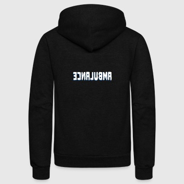 Ambulance - Unisex Fleece Zip Hoodie