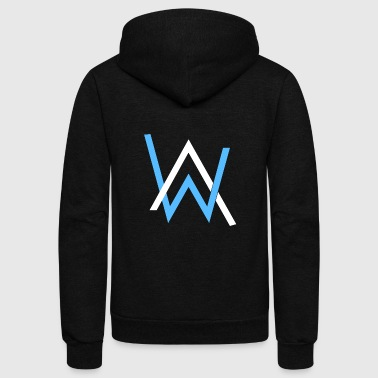 alan_Walker - Unisex Fleece Zip Hoodie
