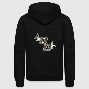 Destiny outdoor TV - Deer T-shirt - Unisex Fleece Zip Hoodie
