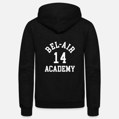 Bel Air Academy New - Unisex Fleece Zip Hoodie