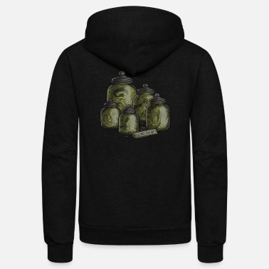 Species Extinct Species - Unisex Fleece Zip Hoodie