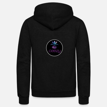 Outerspace Outerspace - Unisex Fleece Zip Hoodie